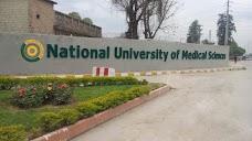 National University Of Medical Sciences (NUMS) rawalpindi Abid Majeed Rd