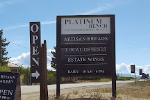 Platinum Bench Estate Winery, Oliver, Canada