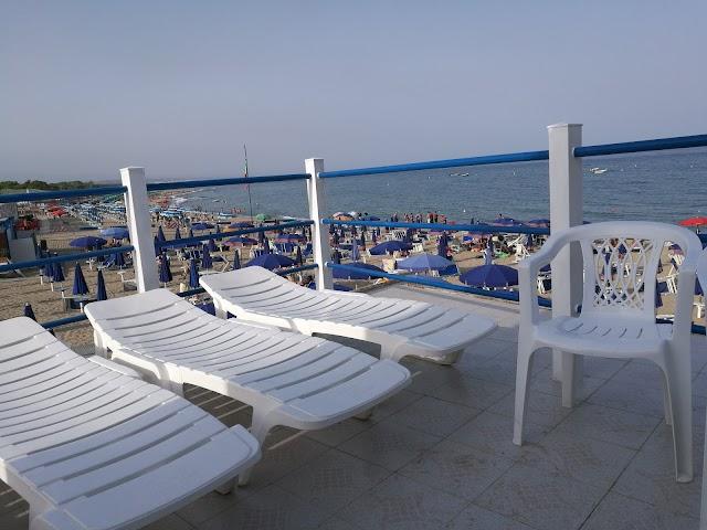 Copanello Beach