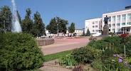 Памятник Ленину В.И. на фото Мурома