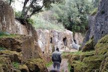 Necropoli della Banditaccia, Cerveteri, Italy