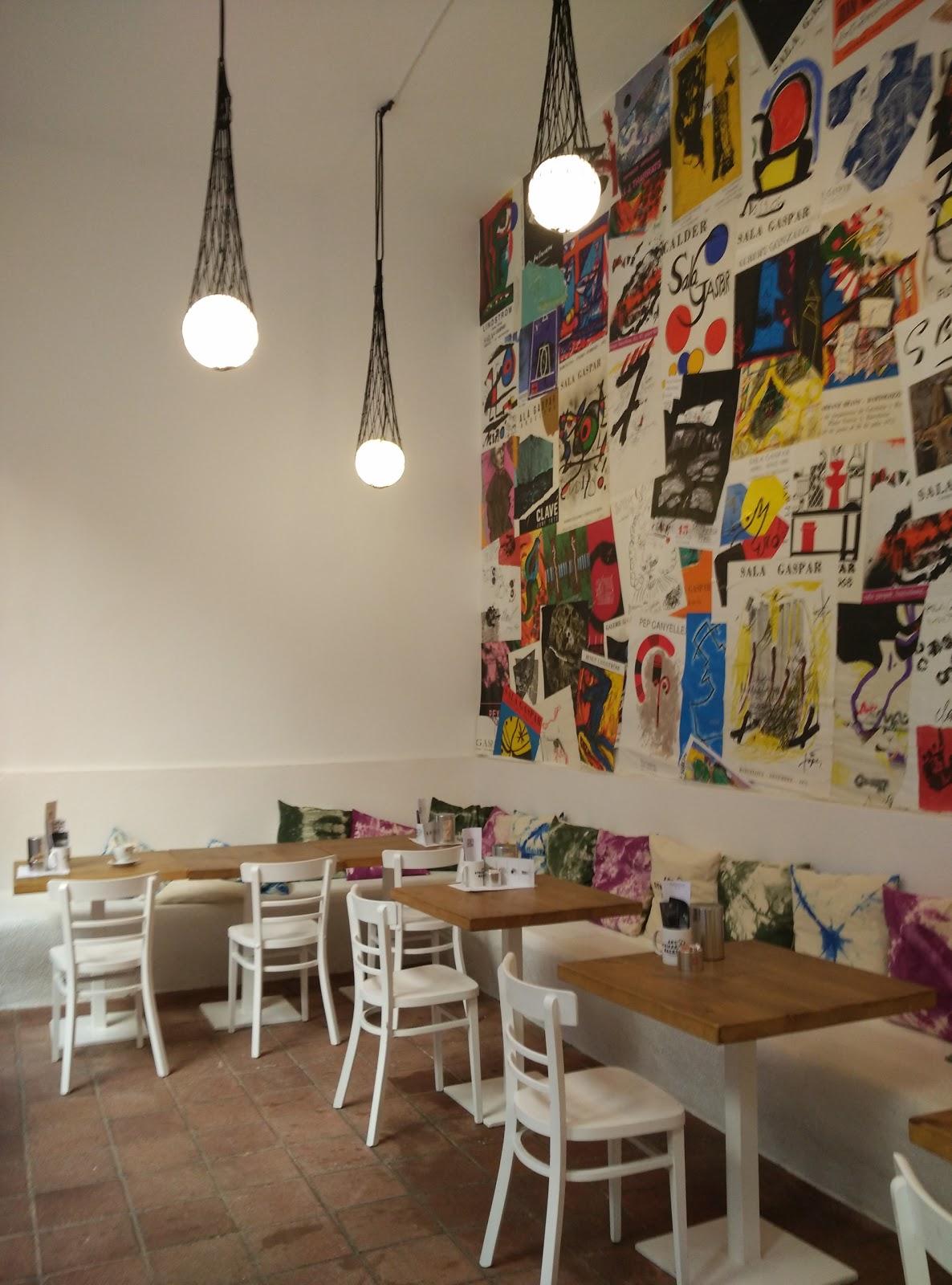 Fundació Gaspar: A Work-Friendly Place in Barcelona