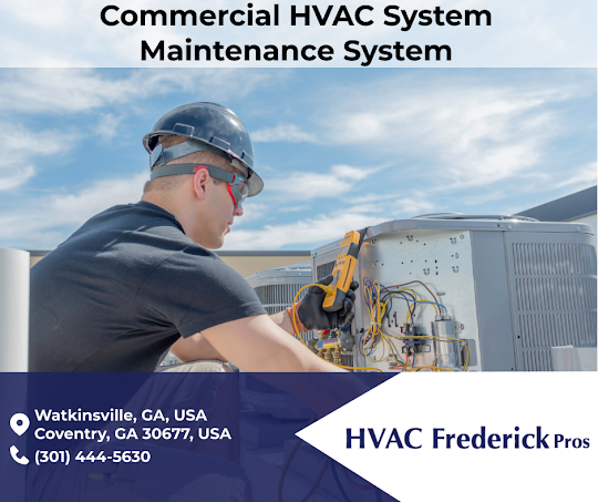 HVAC Services in Frederick MD