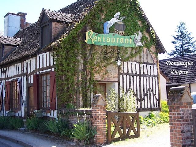 Auberge de la Grange aux Oies
