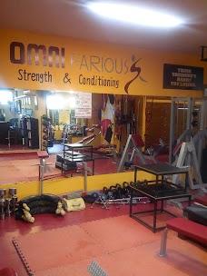 Omnifarious – Personal Training Studios islamabad