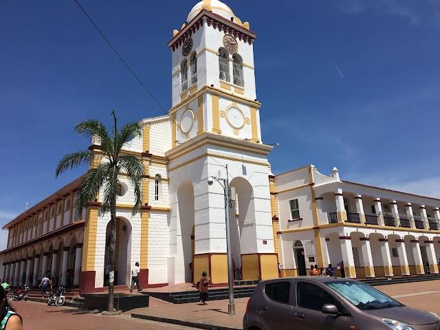 Iglesia Purísima Concepción de la Virgen De Cotoca