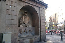 Font Pla de la Boqueria, Barcelona, Spain