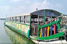 Dongshi Fisherman's Wharf, Chiayi County, Taiwan