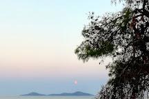 Roussoum Gialos Beach, Patitiri, Greece