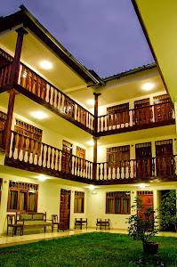 Hotel Posada del Arriero 0