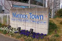 Marinos Town, Minatomirai, Japan