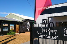 John Murray Art Gallery, Lightning Ridge, Australia