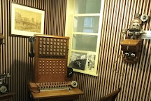 Houweling Telecom Museum, Rotterdam, The Netherlands