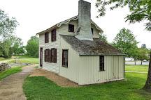 Fredericksburg Battlefield and Visitor Center, Fredericksburg, United States