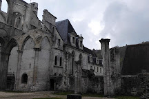 Abbaye de St-Wandrille, Saint-Wandrille-Rancon, France