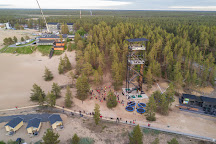 Seikkailupuisto Pakka, Kalajoki, Finland