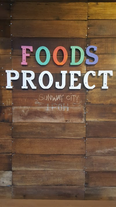 Foods Project Cafe