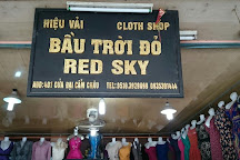 Red Sky Cloth Shop, Hoi An, Vietnam