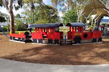 Train Park, Hobart, Australia