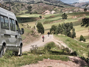 Peru Cycling 1