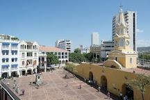 Torre del Reloj, Cartagena, Colombia
