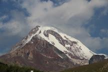 Mt Kazbek, Stepantsminda, Georgia