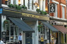 The Freemasons Arms, London, United Kingdom