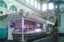 Mercato Centrale, Livorno, Italy