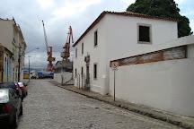House of the Train Bellco, Santos, Brazil