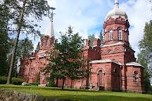 Pyhan Ristin kirkko, Kouvola, Finland