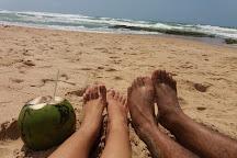Stella Maris beach, Salvador, Brazil