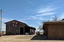Sod House Museum, Aline, United States