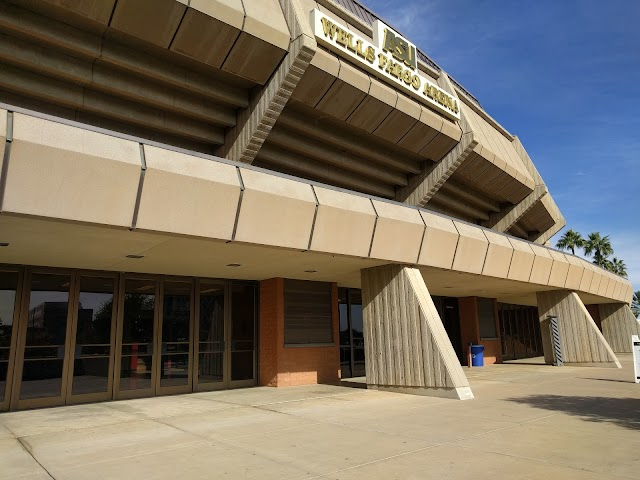 Wells-Fargo Arena Tempe Arizona