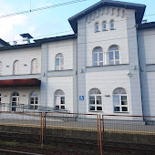 Железнодорожная станция   Kutno