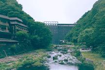 Yubara Onsen, Maniwa, Japan