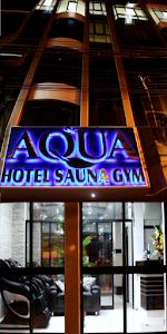 Aqua Hotel Sauna Gym 0