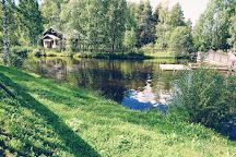 Lycksele Djurpark, Lycksele, Sweden