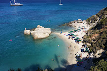 Xigia Beach, Koroni, Greece