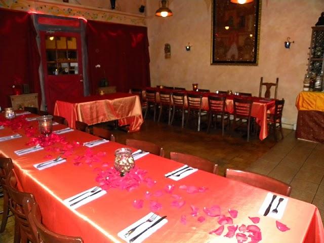 Pradeeps Indian restaurant