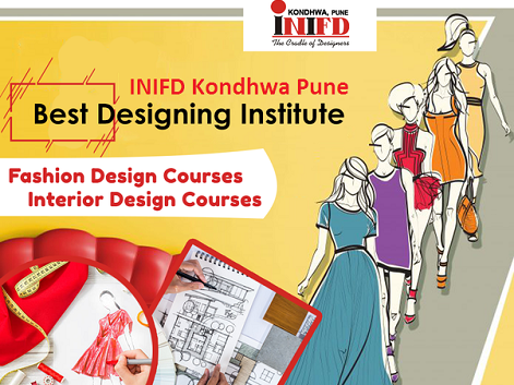 Inifd Pune Kondhwa Best Fashion Interior Design Institute