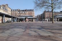 Place Saint-Marc, Rouen, France