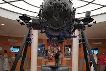 Eugenides Planetarium, Paleo Faliro, Greece