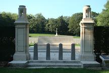 Coxyde Military Cemetery, Koksijde, Belgium
