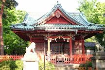 Ozaki Shrine, Kanazawa, Japan