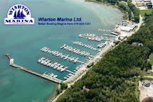 Wiarton Marina, Wiarton, Canada