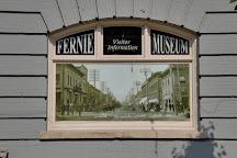 Fernie Museum, Fernie, Canada