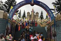Pattumala Matha Church, Vagamon, India