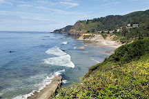 Devils Punchbowl State Natural Area, Newport, United States