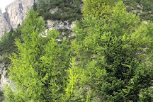 Cascate del Pisciadu, Corvara in Badia, Italy