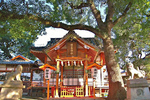 Awashima Shrine, Bungotakada, Japan